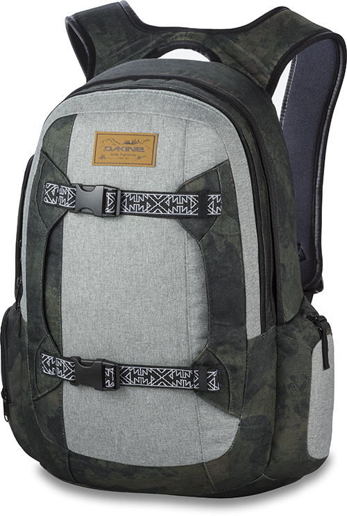 Сноубордический рюкзак dakine mission 25l black 005 24973 рюкзак ортопед средний disney/pixar тачки лед