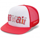 Кепка Trucker Hat DAKINE<br>HAWAII TRUCKER RED CORAL RCL