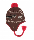 Шапка ASHBURY<br>Hunt Beanie brown