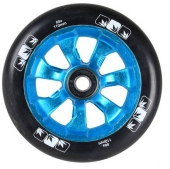 Колесо для самоката BLUNT<br>110 mm Wheels Blue / Black PU - 88A