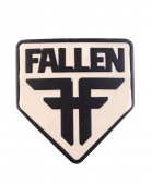 Пряжка FALLEN<br>insignia Shield Die Cast Buckle antiq silv/blk