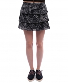 Мини юбка INSIGHT<br>Lost Union Skirt floyd black