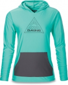 Изделие из лайкры DAKINE<br>WOMENS FLOW LOOSE FIT HOODED L/S SOLSTICE