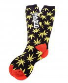 Носки THIRTYTWO<br>REVERB SOCK black/yellow