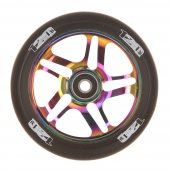 Колесо для самоката BLUNT<br>120 mm Wheels Oil Slick Black PU