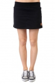 Мини юбка PICTURE ORGANIC<br>Skirty Black