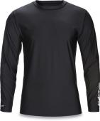 Изделие из лайкры DAKINE<br>HEAVY DUTY LOOSE FIT L/S BLACK