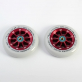 Колесо для самоката PROTO<br>River Wheels And Scooter Resource Collab Wheel Glide 110mm light grey