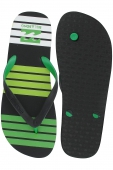 Шлепанцы BILLABONG<br>Slaps green