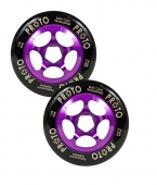 Колесо для самоката PROTO<br>110 мм Gripper Black on Purple - 2 шт.
