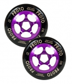 Колесо для самоката PROTO<br>110 мм Slider Black on Purple - 2 шт.