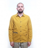 Городская куртка ALTAMONT<br>Salman Shirt Jacket gold
