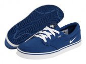 Текстильные кеды NIKE<br>Braata  court blue