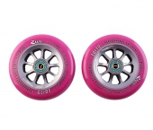Колесо для самоката RIVER WHEELS<br>Glide 110Mm Stefan Hefner Pearl Dagger Purple On Grey
