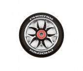 Колесо для самоката PHOENIX<br>F8 Alloy Core Wheel 110mm with Abec 9 Bearings Black/Black