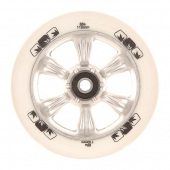 Колесо для самоката BLUNT<br>110 mm Wheels Silver / Wht PU - 88A