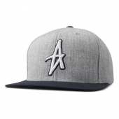 Кепка ALTAMONT<br>Decades Snapback Hat grey/navy