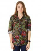 Рубашка BILLABONG<br>Tropical Storm black