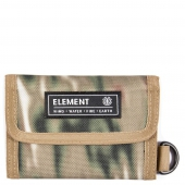Кошелек ELEMENT<br>Frame Wallet Military Green