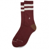 Носки ALTAMONT<br>A Stripe Sock oxblood