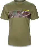 Изделие из лайкры DAKINE<br>INTERMISSION LOOSE FIT S/S CAMO