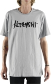 Футболка ALTAMONT<br>Altamont One Liner grey/heather