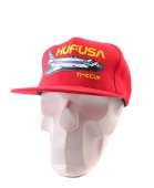 Кепка HUF<br>SPACE CAMP SNAPBACK RED