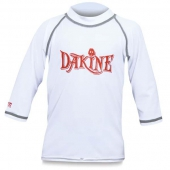 Майка лайкровая DAKINE<br>TODDLER BOYS ARRR MATEY WHITE