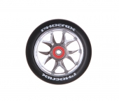 Колесо для самоката PHOENIX<br>F8 Alloy Core Wheel 110mm with Abec 9 Bearings Titanium/Black