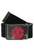 Ремень ELEMENT<br>Slogan Belt Black