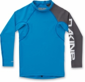 Изделие из лайкры DAKINE<br>BOYS HEAVY DUTY SNUG FIT L/S TABOR BLUE