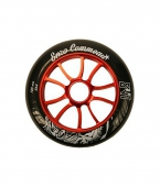 Колесо для самоката AO<br>841 Enzo Pro Wheel 125mm red