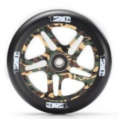 Колесо для самоката BLUNT<br>OTR Camo Wheel BK PU 120mm