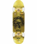 Круизер DUSTERS<br>SS17 Locos Chaz Cruiser Gold 32 in