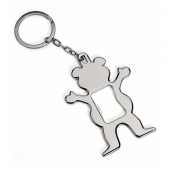 Брелок GRIZZLY<br>Bear Bottle Opener Silver