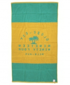 Полотенце GLOBE<br>Porthole Towel yellow